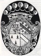 Armes de la famille Juge de Saint Martin