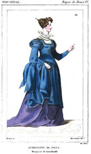 Antoinette de Pons