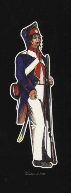 Chef d'escadron Gabriel Duclou du Teillol