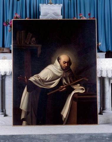 Saint Jean de la croix eglise de Thouron