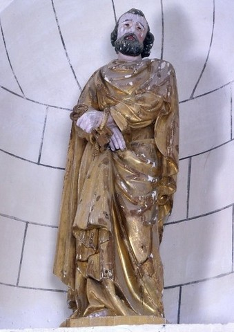 Saint Pierre es liens église de Thouron