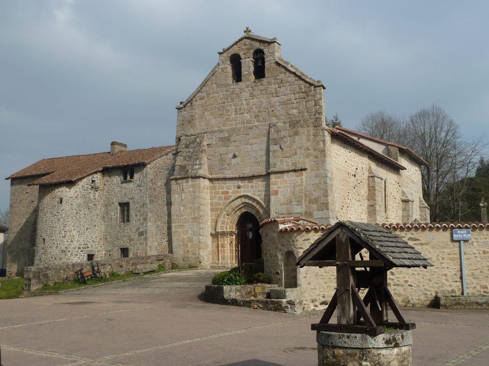 Eglise de Breuilaufa
