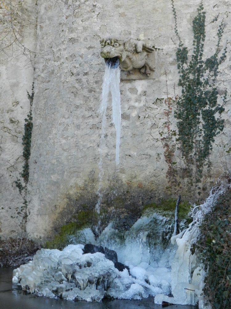 Gargouille du château